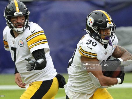 Fichtner and Sarrett gone is a start, but Steelers need better personnel to improve the run game