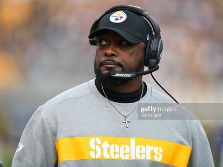 Mike Tomlin says there's a 'possibility' for changes with the coaching staff