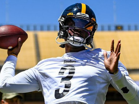 Kevin Colbert believes Dwayne Haskins will 'Strengthen the Competition' at Quarterback