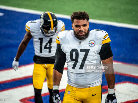 Cam Heyward has been training with 'Dr. Rush' during the 2021 offseason