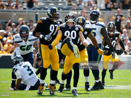 Only 2 Pittsburgh Steelers were listed in Pro Football Focus 101 Best Players from the 2020 season