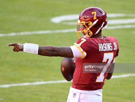 Ron Rivera says he 'took the wrong approach' with Dwayne Haskins in Washington