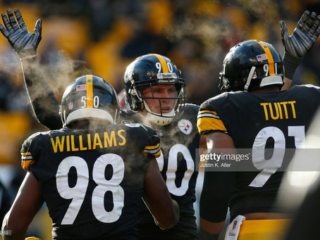 """Stephon Tuitt on the Playoffs: """"This is an opportunity of a lifetime for us"""""""