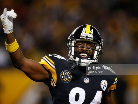 Arthur Moats questions whether the Steelers should bring back Antonio Brown or not