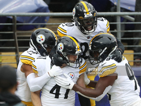 The Pittsburgh Steelers are getting Robert Spillane back at the right time