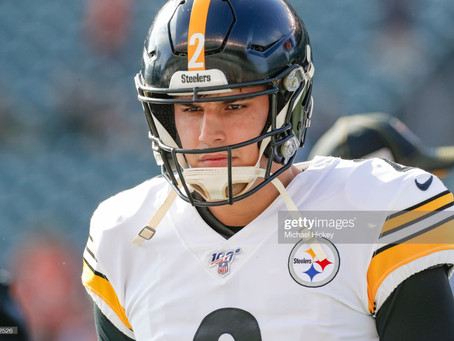 Steelers will move on from Dwayne Haskins before they move on from Mason Rudolph says Labriola