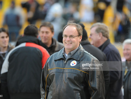 Don't expect the Steelers free agency to stop after the 2021 NFL draft