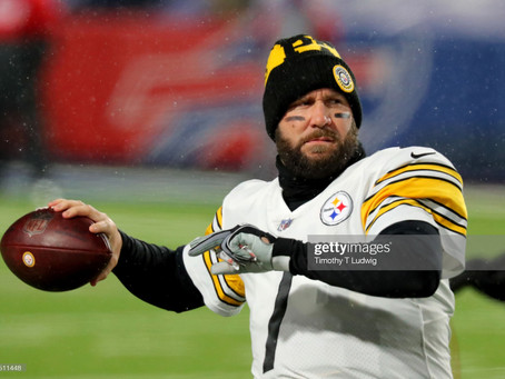 It would not be surprising if Ben played for another season in 2022 with the Pittsburgh Steelers