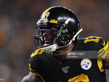 Does JuJu want to play as an outside wide receiver in 2021 for a bigger contract in 2022?