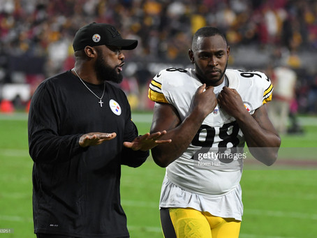 Vince Williams says he will think about Retiring after 2021 and could get into Coaching