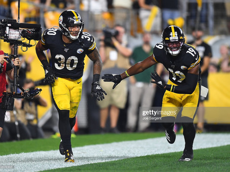 Pro Football Focus feels the Steelers will not keep any of their Starters heading into Free Agency