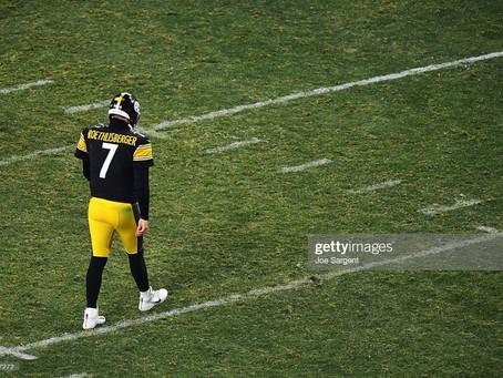 Bleacher Report believes Ben Roethlisberger will be the Steelers Biggest Bust in 2021