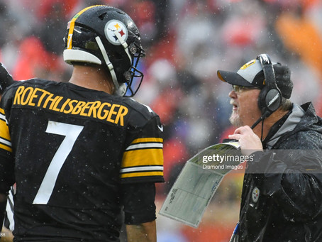 The Steelers Need Some Changes