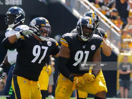 Steelers Activate Stephon Tuitt off of COVID-19 List
