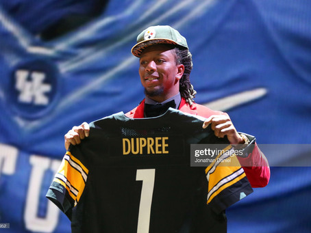 Bob Labriola says there is no possible way the Steelers can keep Bud Dupree in the offseason