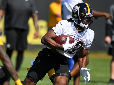 Nate Burleson says Najee Harris will have a Derrick Henry-Like Impact on the Steelers in 2021