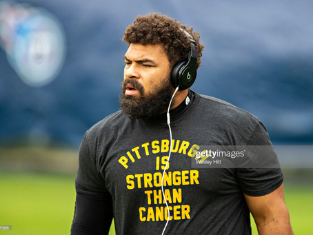 Steelers create $7 million in cap space restructuring Cam Heyward's Contract