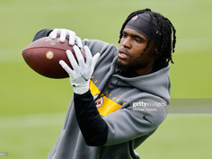 Be patient with Diontae Johnson he will become a Superstar Wide-Receiver with the Steelers