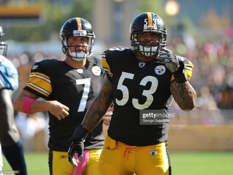 Maurkice Pouncey and his brother Mike have retired