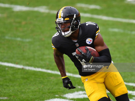 Jeremy Fowler says JuJu Smith-Schuster returning to the Steelers 'isn't off the table'