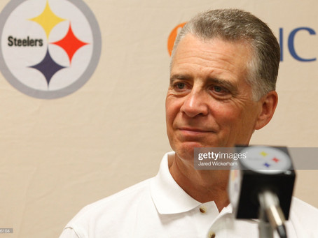Art Rooney II told Matt Canada they need to run the ball more and be more physical on offense