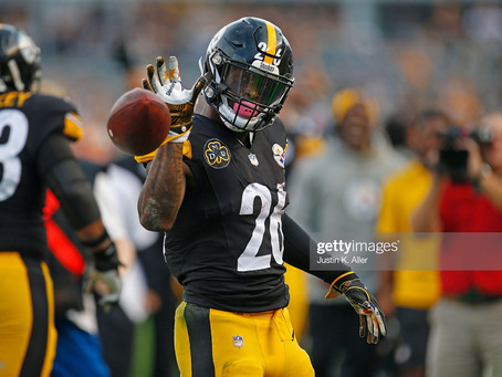 Le'Veon Bell says the Pittsburgh Steelers should have paid him what he wanted when they had a chance