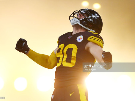 Watt and Fitzpatrick named first-team All-Pro. Heyward receives second-team honors.