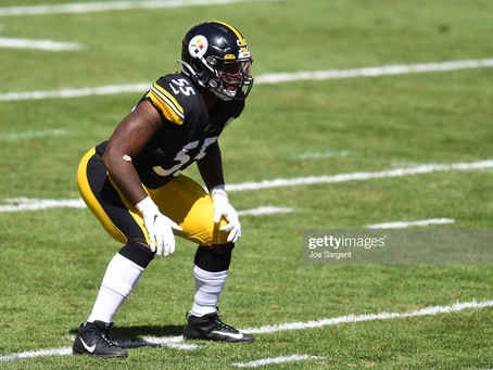 The Pittsburgh Steelers need another Inside Linebacker and Outside Linebacker for the 2021 season