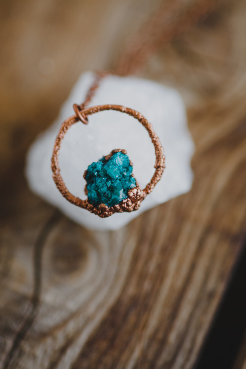 Raw dioptase pendant necklace mysite raw dioptase pendant captures all the whimsy found by the seaside with its oceanic hues and sparkles like a sunny day aloadofball Choice Image