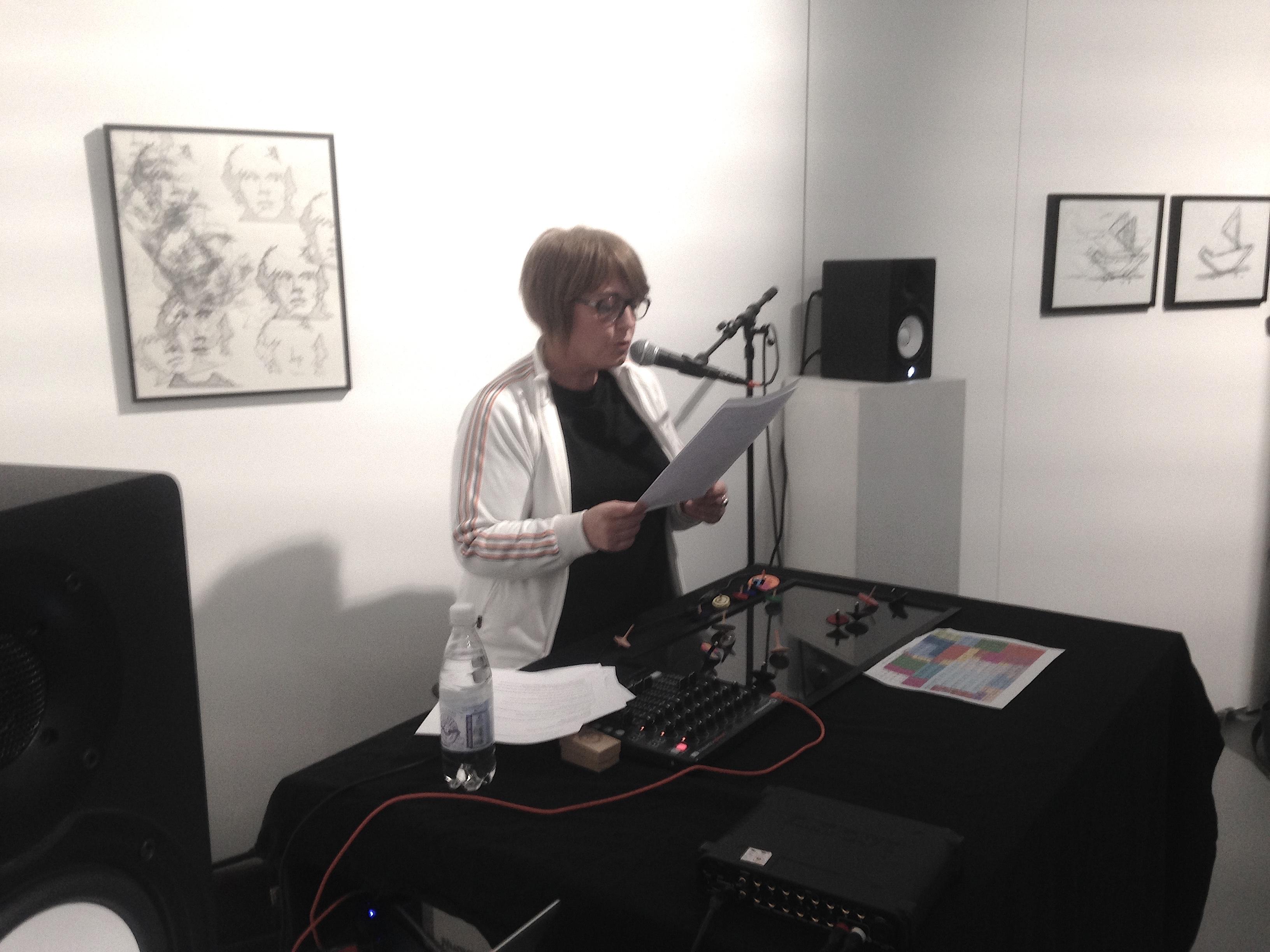 Curating - Emmanuelle Gibello -