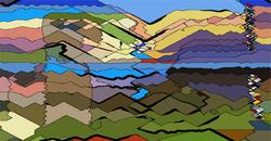 Brutal landscape, Topio tis elladas, 2019