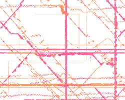 Composition - structure sous tension, 2015