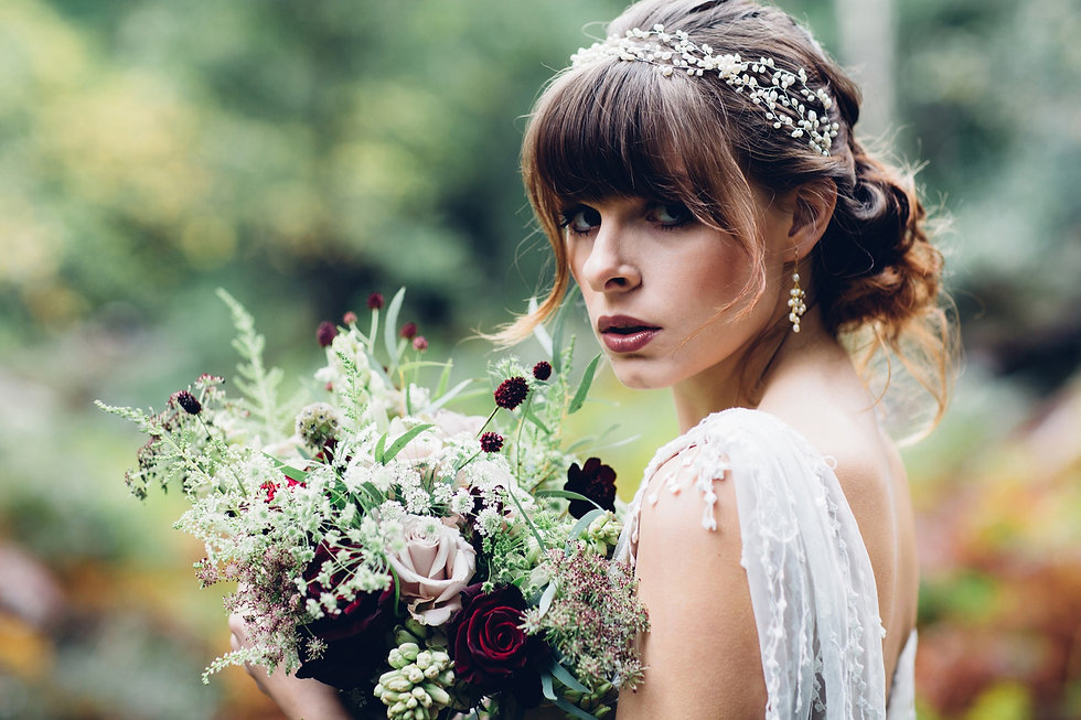 Berkshire Wedding Hair & Makeup Artist Specialising in Bridal, Wedding & Occasion Hair & Makeup | Elle Au Naturel Professional Hair & Makeup Berkshire
