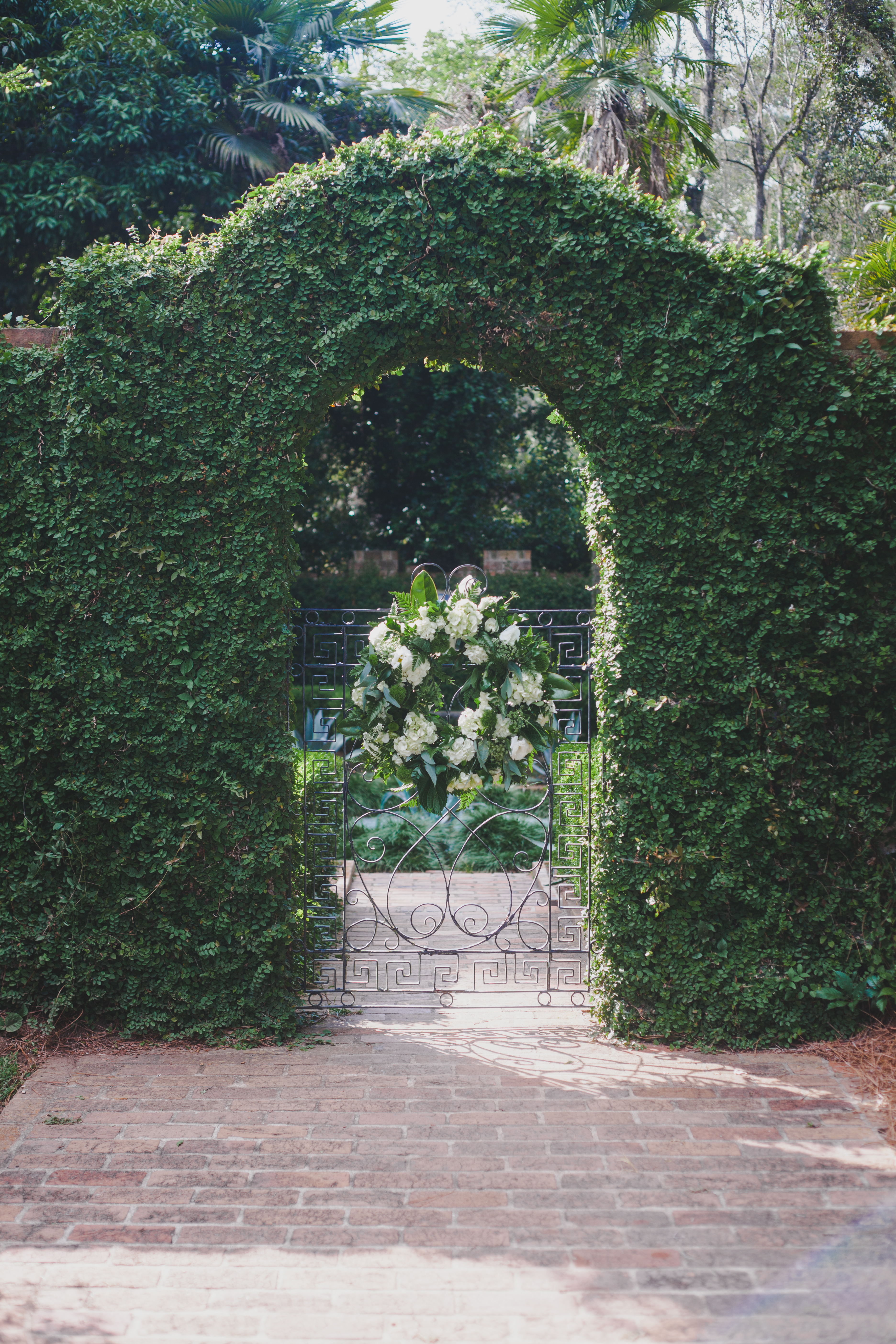 Archway Entrance