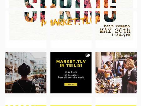 Explore the world of Market.tlv!