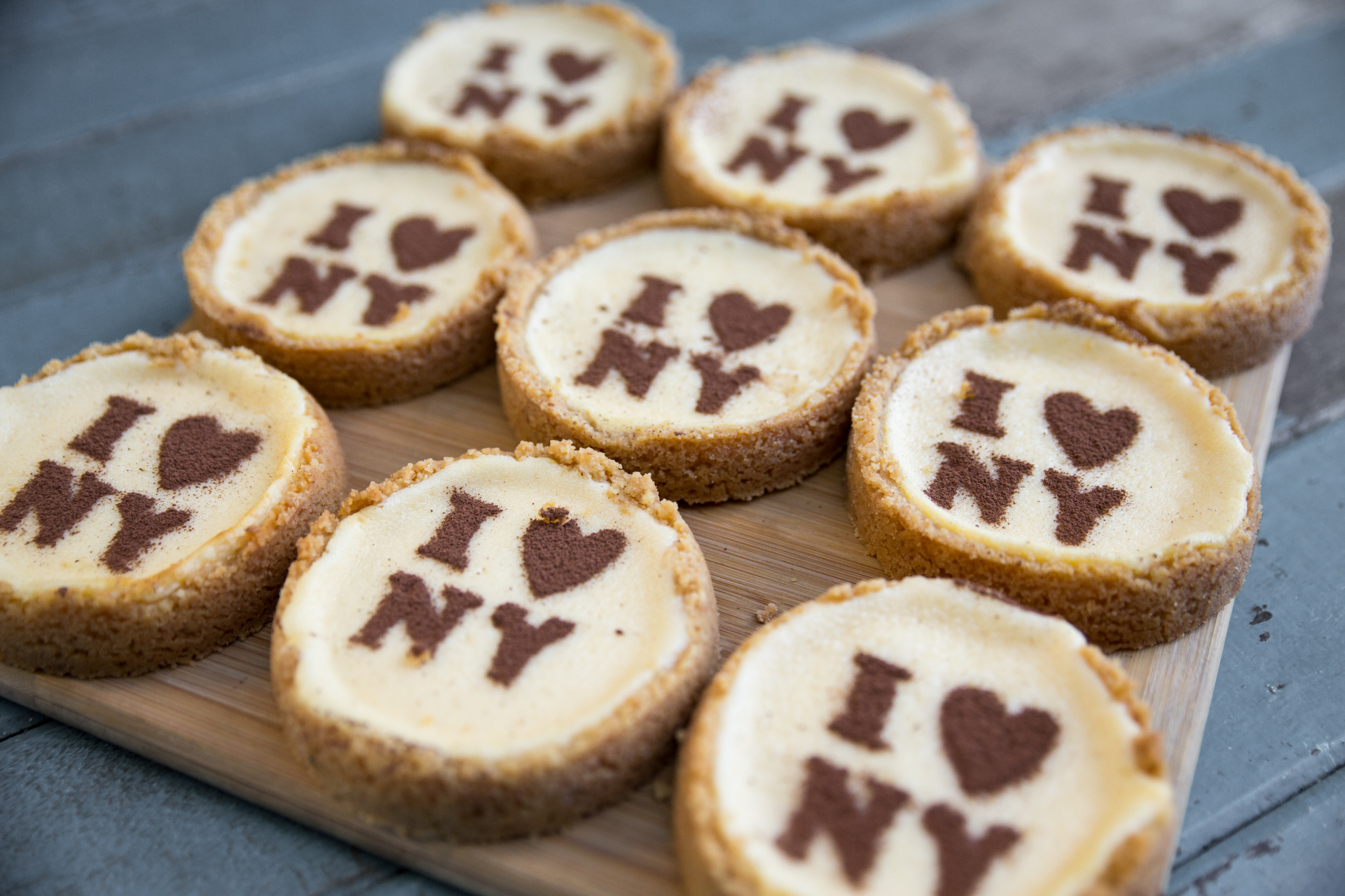 New York Cheese Cakes