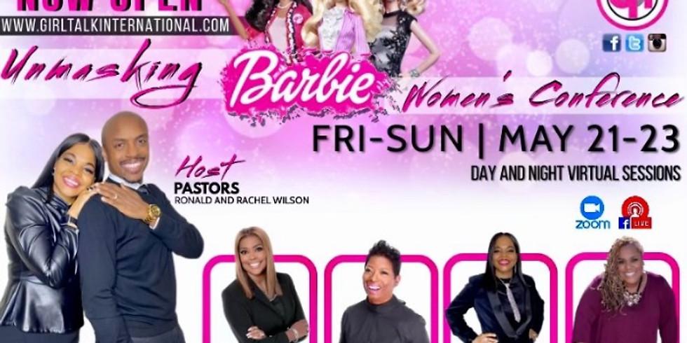 Unmasking Barbie Virtual Conference 2021