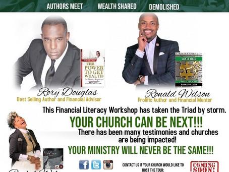 Financial Literacy Workshop Tour
