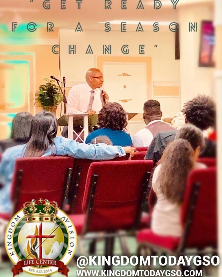 pastor season change