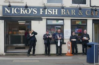Nico's at Melton Mowbray