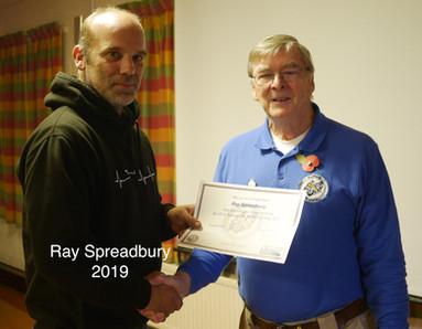 Ray Spreadbury