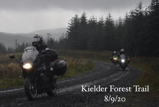 Kiedler Forest Trail