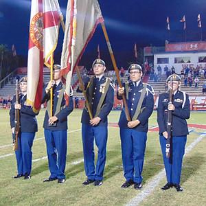 Delta Color Guard