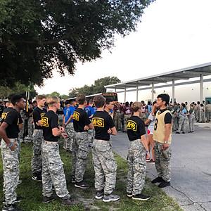SMA Raider Meet