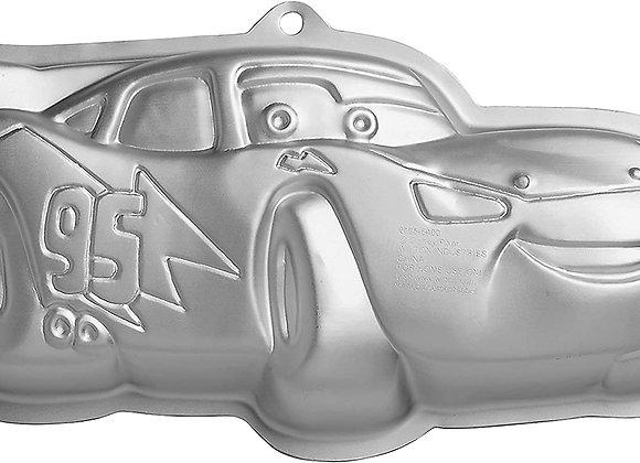 Molde pastelero Lightning McQueen - Cake Pan