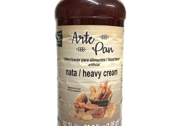 Concentrado Nata - Heavy Cream(Sabor y Aroma) 1 Litro