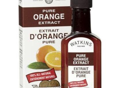 PURE ORANGE EXTRACT 2oz Watkins