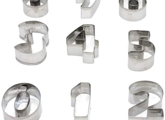 Cortadores Numeros Metalicos