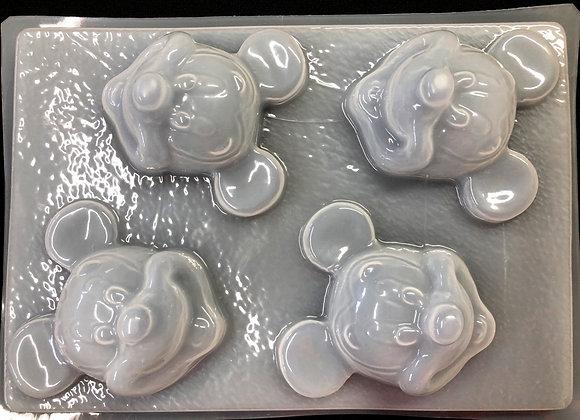 Caritas de Mickey Mouse (4)