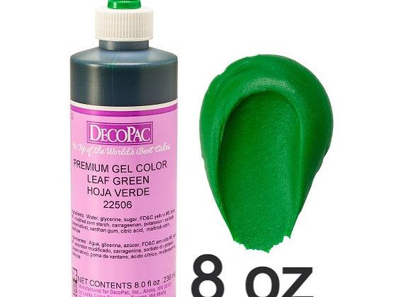 Verde Hoja - Green Leaf Premium Gel 8oz